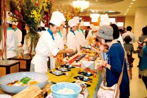 2017年 学園祭 @ 宮城調理製菓専門学校 | 仙台市 | 宮城県 | 日本